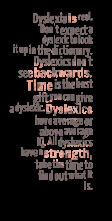Understanding Dyslexia Dyslexia The Gift >> Adult Dyslexia And How To Manage It Dyslexia Dyslexia Dyslexia