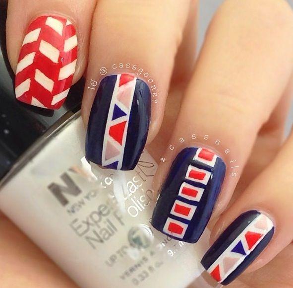 Nail design, just perfect