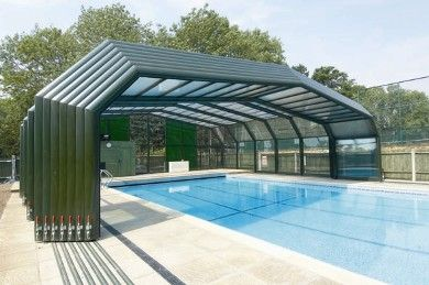 Endless Summer Swimming Pool Enclosure