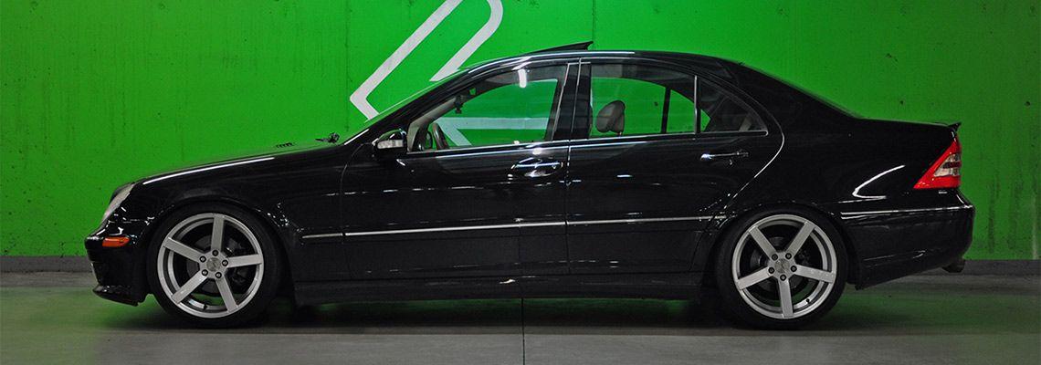 Mercedes Benz C200 Kompressor W203 Mercedes Benz C230