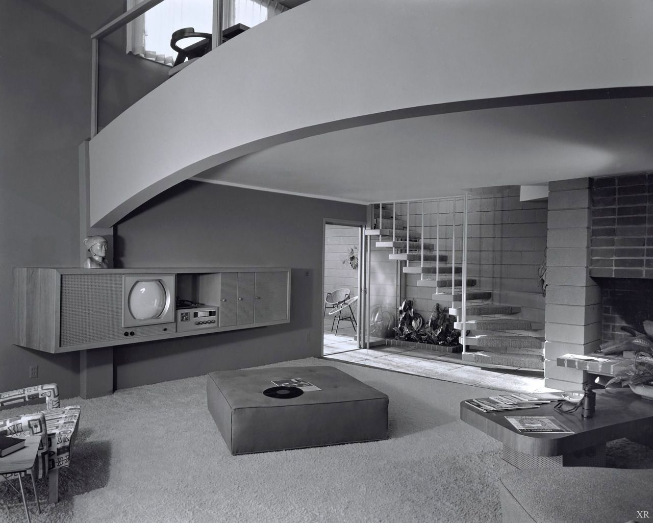 Richard Spencer Space Retreat, 1951.