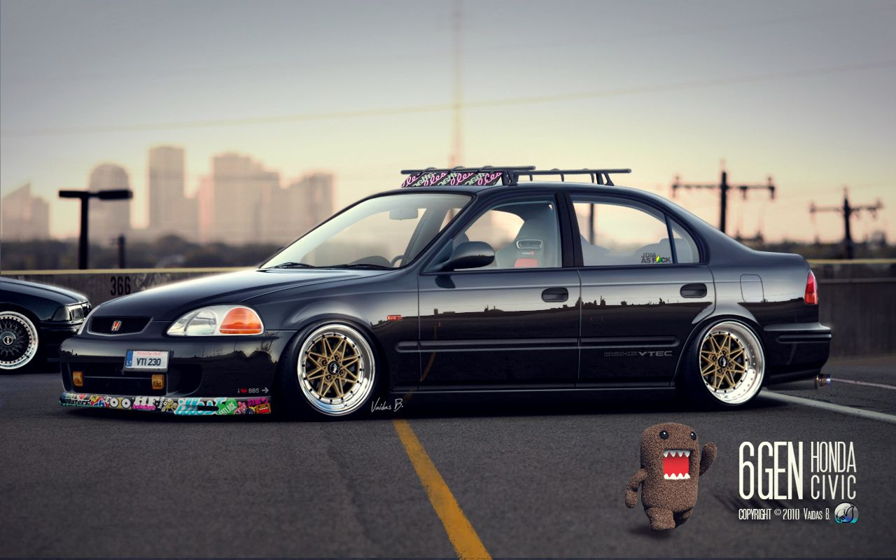 Image Detail For Stanced Quot Honda Civic Jdm By Capidesign