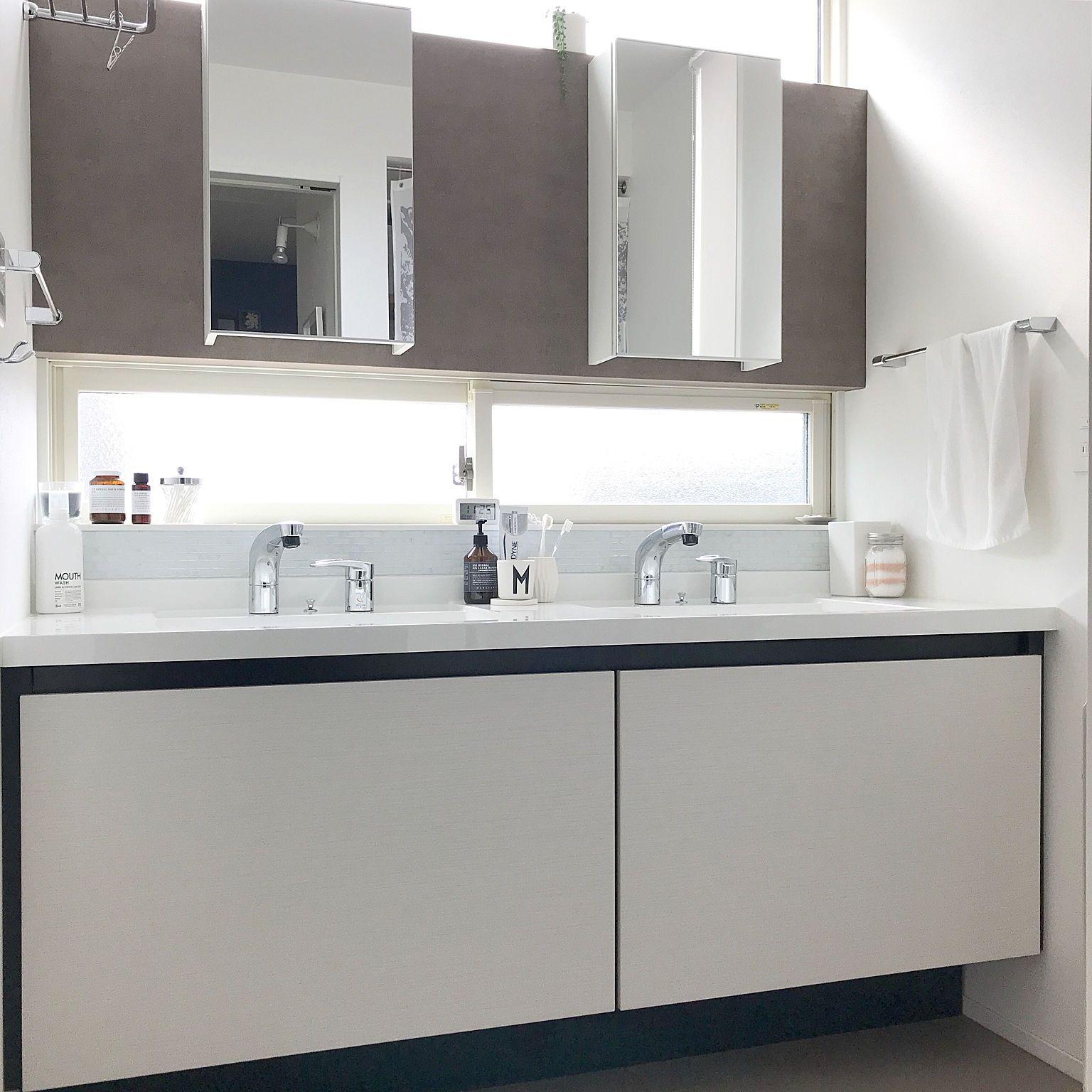 バス トイレ ルミシス リクシルの洗面台 Lixil リクシルのインテリア