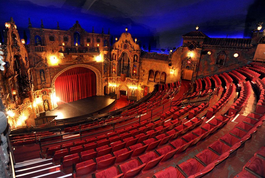 Famous theaters in the us tampa theatre theatre