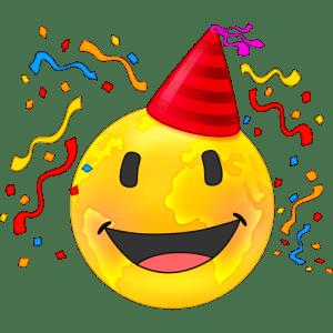 Surprise For You From Samar And Anupama World Emoji Day Happy New Year Emoji World Emoji