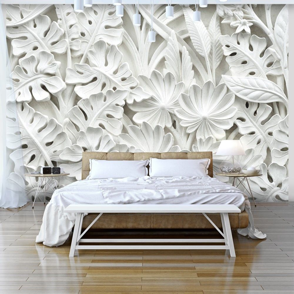 Fototapetai Alabastro Sodas Wallpaper Bedroom Feature Wall Feature Wall Bedroom Bedroom Wallpaper Luxury