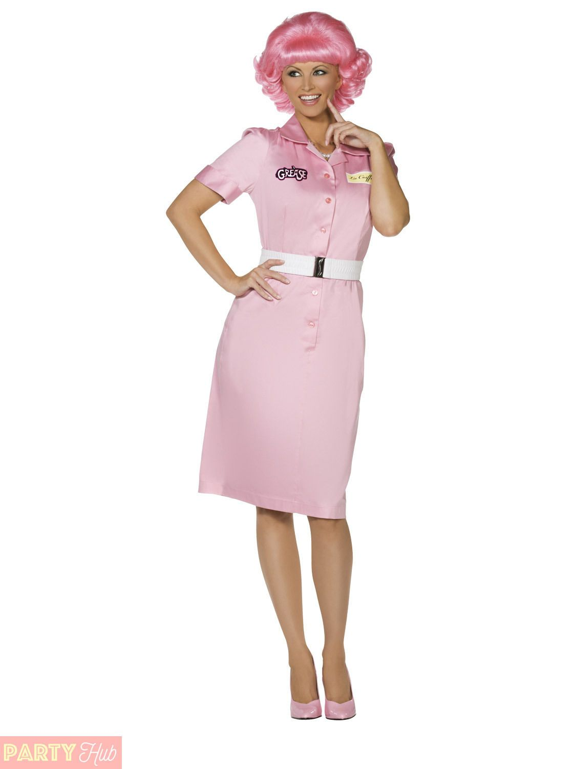 Smiffy/'s Officially Licensed Grease Frenchy Wig
