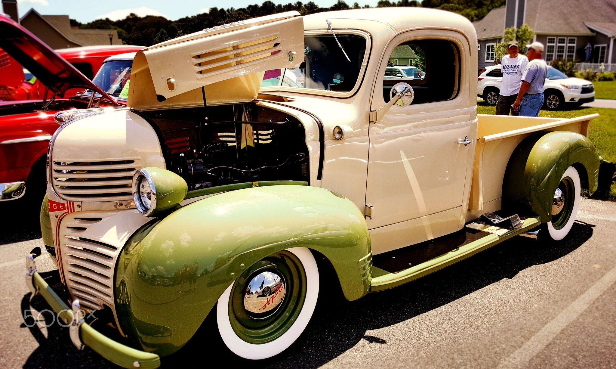 Old two-tone Dodge Pickup Truck | Millsboro, DE - Antique/vintage ...