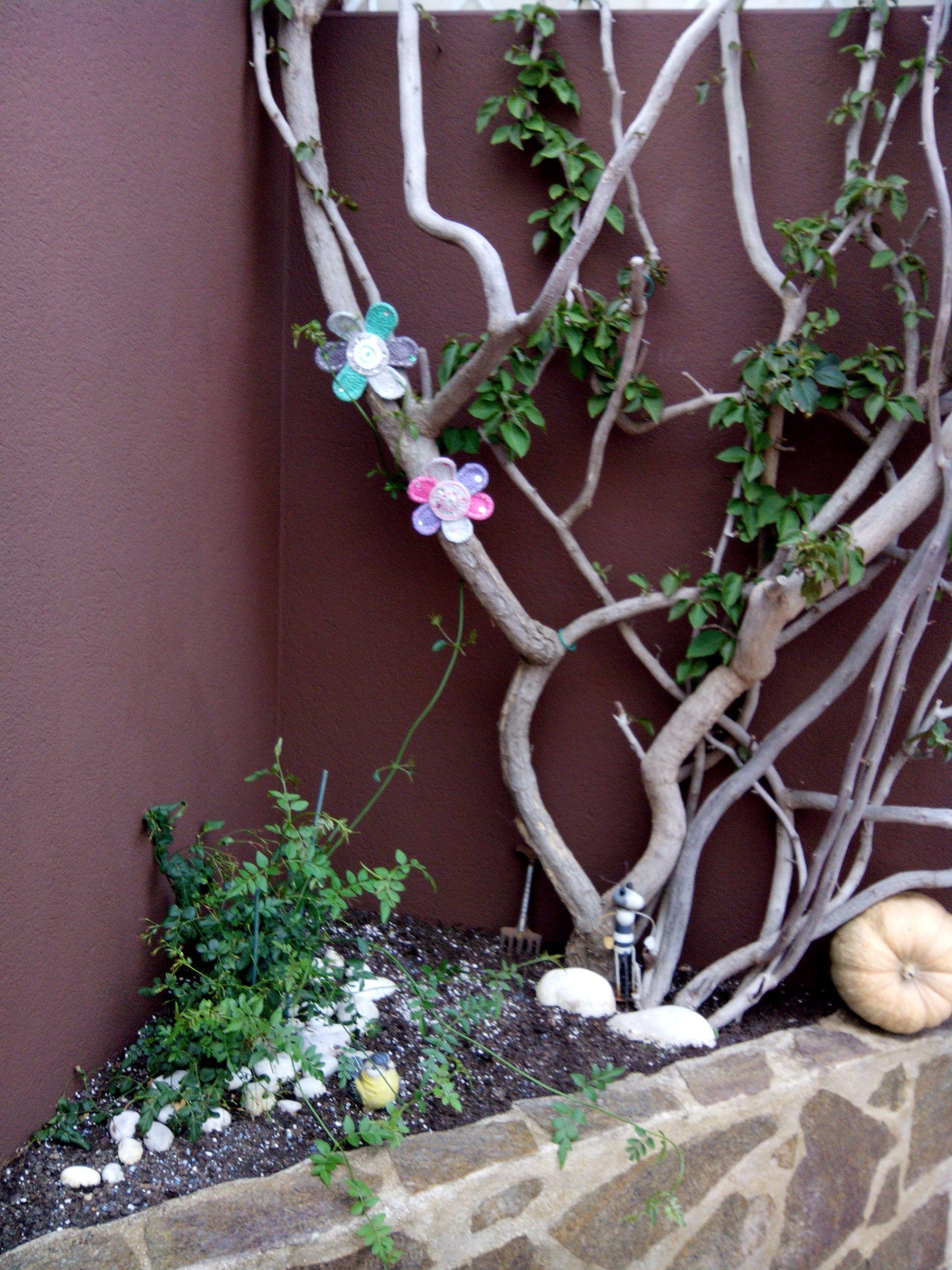 Magic Flowers Patern by Vendulka Maderska