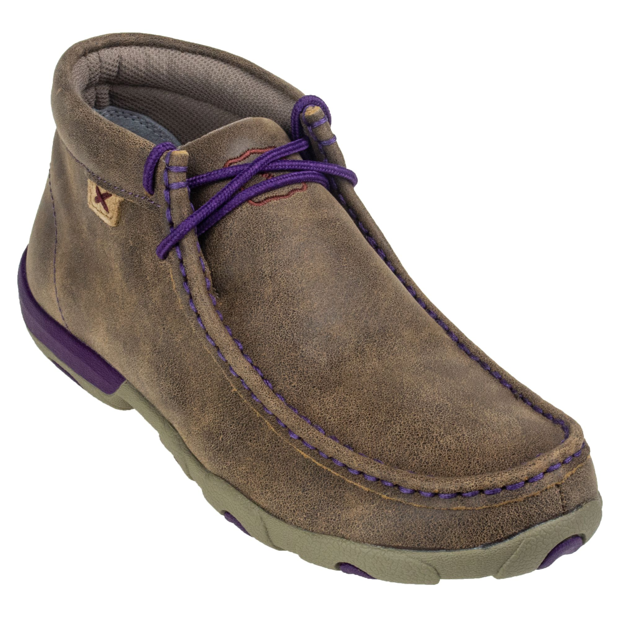 2b1694d2947 Twisted X Women's Purple WDM0015 Driving Moccasins | Products in ...