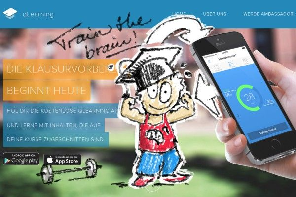 qLearning-Die-mobile-Lernhilfe-für's-Smartphone
