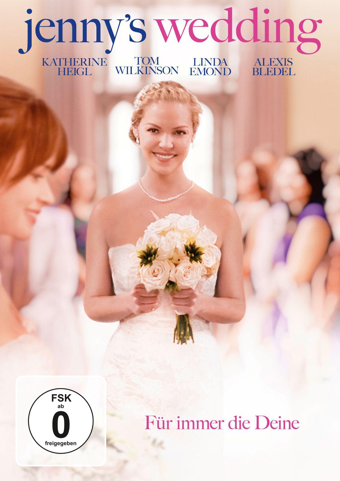 Jenny S Wedding Film Hochzeit Hochzeitsplanung Katherine Heigl