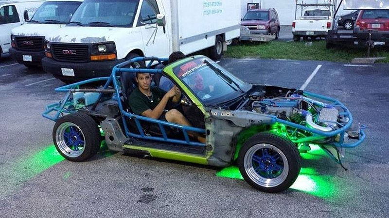 Stripped Miata Kit Car Ideas Cars Mazda Cars Motorcycles