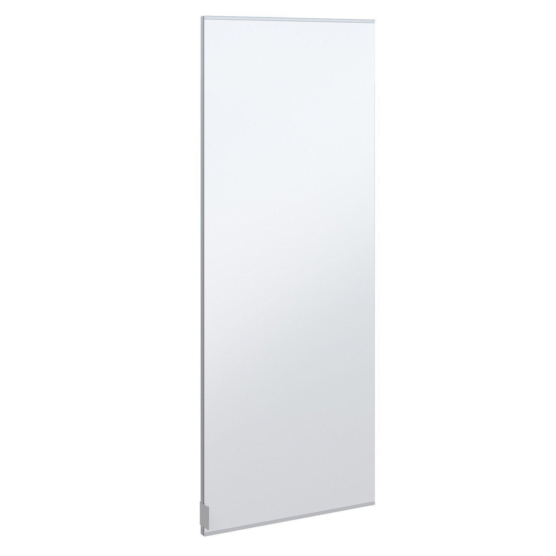 Porte Miroir L 45 X H 115cm Remix Porte Miroir Miroir Et Salle De Bains Moderne