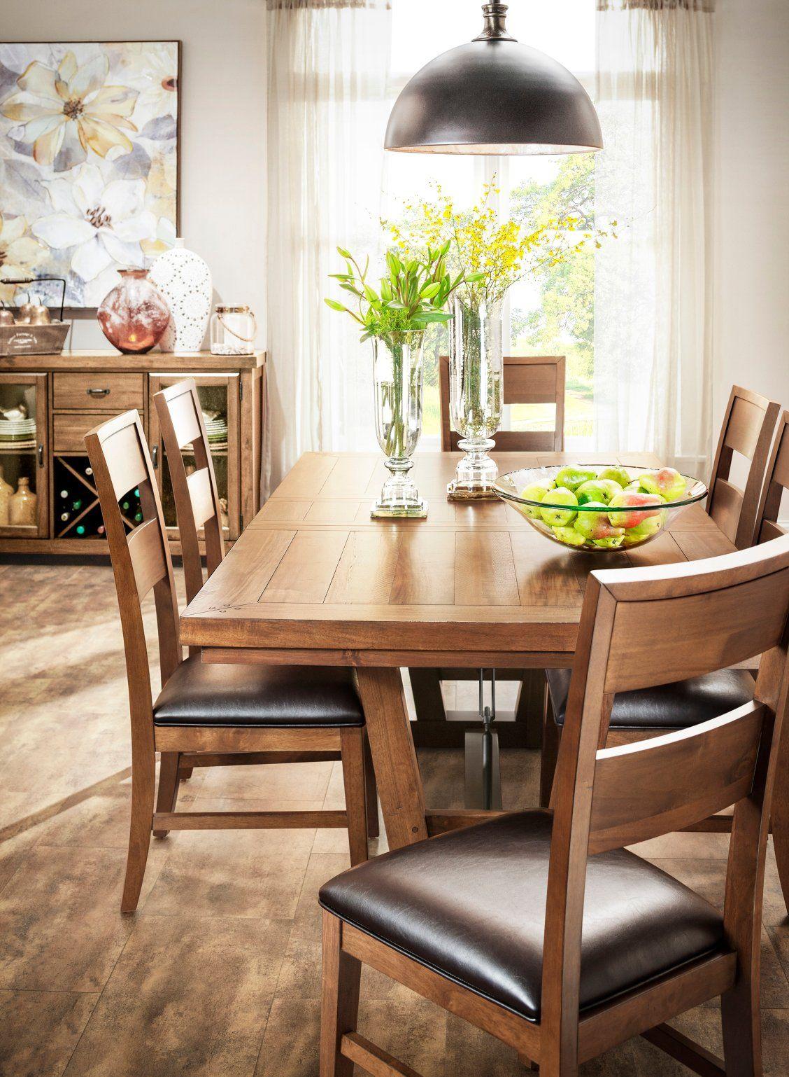 Fenwick 7 Pc Dining Set