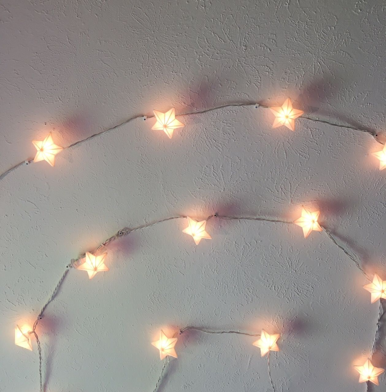 She Contrived Constellations With Strings Of Lights It Was A Hobby Hers That He Loved