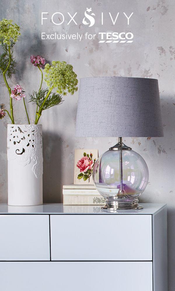 Fox ivy home accessories premium home décor tesco direct