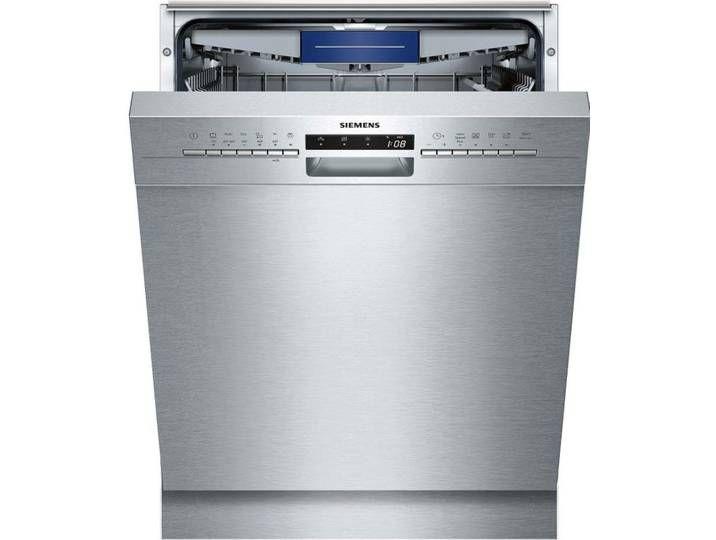 Siemens Iq300 Sn436s03me Geschirrspuler 60 Cm Edelstahl In 2020 Washing Machine Home Appliances