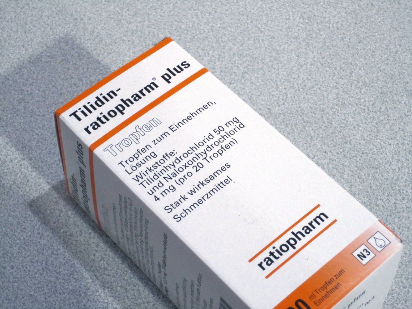 Wechselwirkung ibuprofen tilidin Novaminsulfon mit