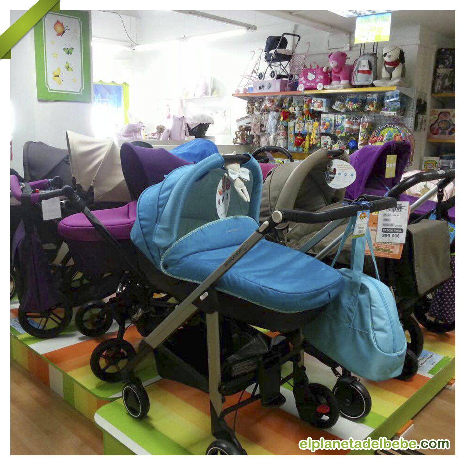 d47a23f01 Tienda El Planeta del Bebé de  Málaga C Blas de Lezo 29.  bebés   sillasdepaseo  cosasdebebes  tiendadebebes
