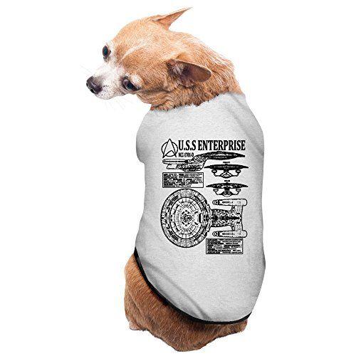 Pet Supplies Star Trek Ncc Captain Picard Dog Costume Dog Winter