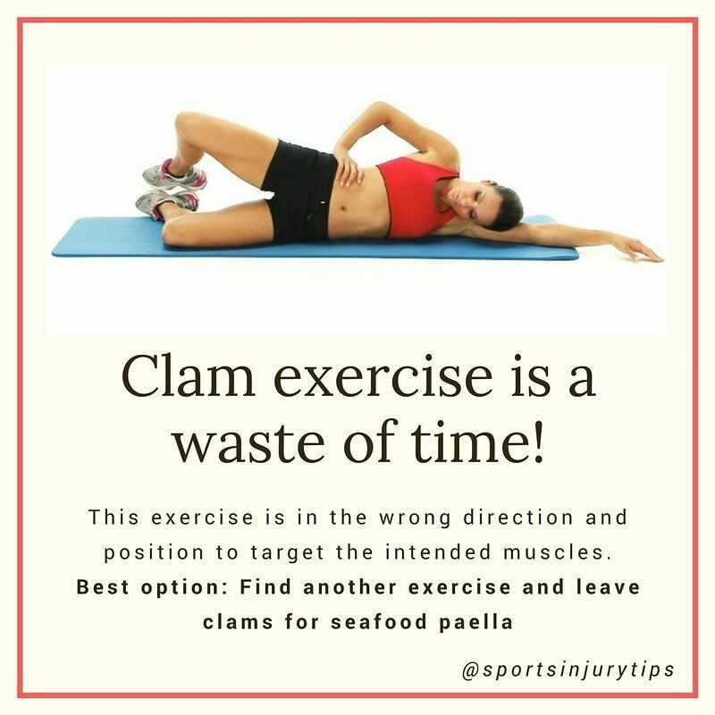 15+ What are clams exercise ideas in 2021