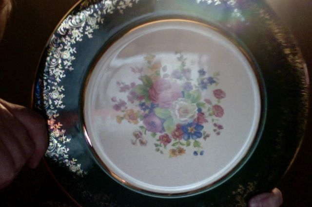 Antique China In Juju S Garage Sale South Bend In China Town