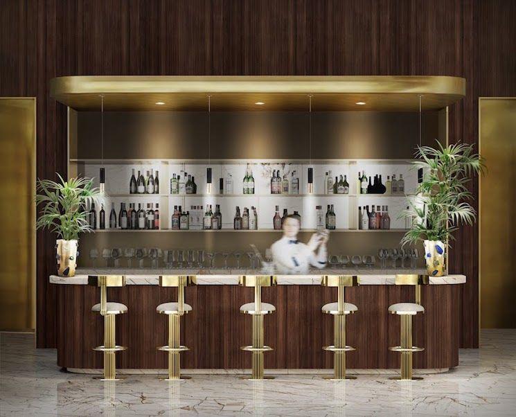 Exclusive Restaurant Design  #estateluxury #luxuryinterior #moderninteriordesign @essentialhomeeu