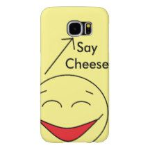 Say Cheese! Cell Phone Case