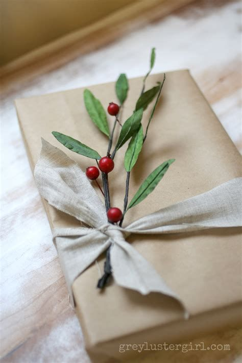 Fancy christmas gift wrapping ideas