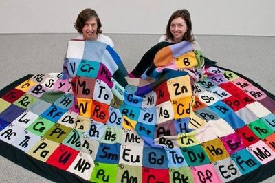 Periodic table of elements blankets pinterest periodic table periodic table of elements urtaz Choice Image