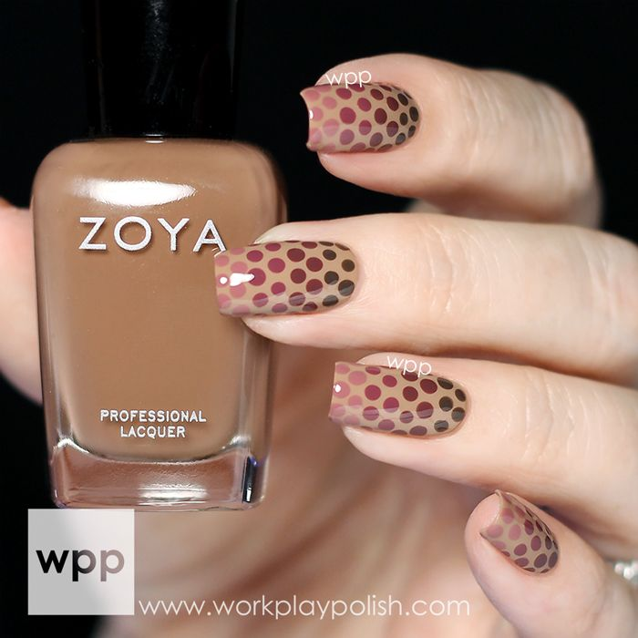 Zoya Naturel Deux (2) Collection Nail Art