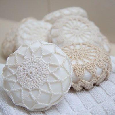 Ideas para decorar la casa con adornos navideños de crochet