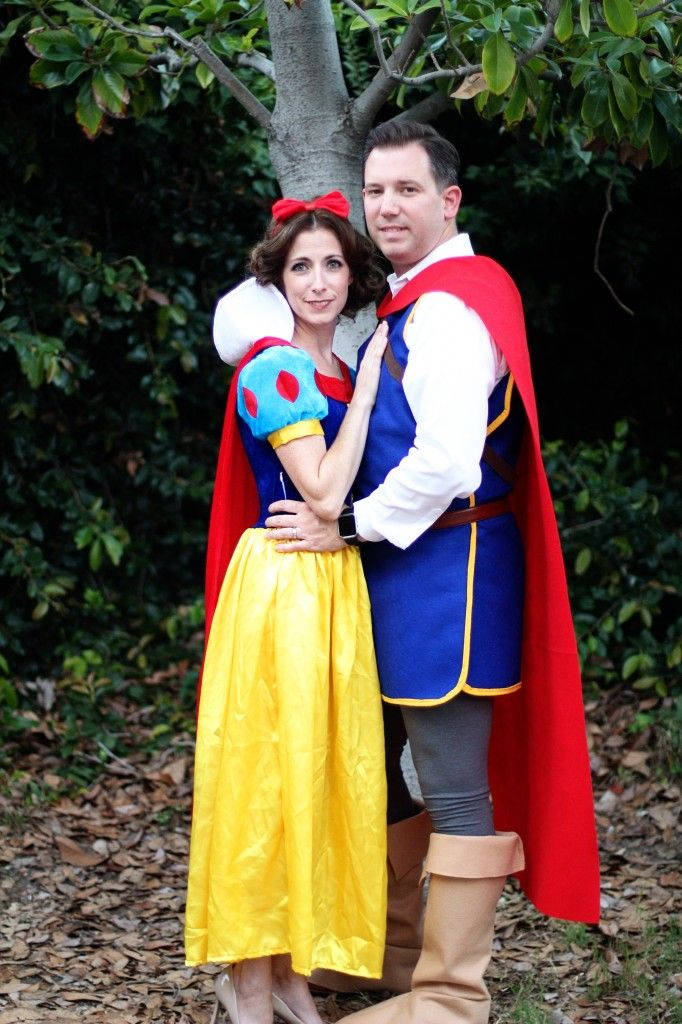 DIY Do It Yourself tutorial Snow White's dwarfs and prince