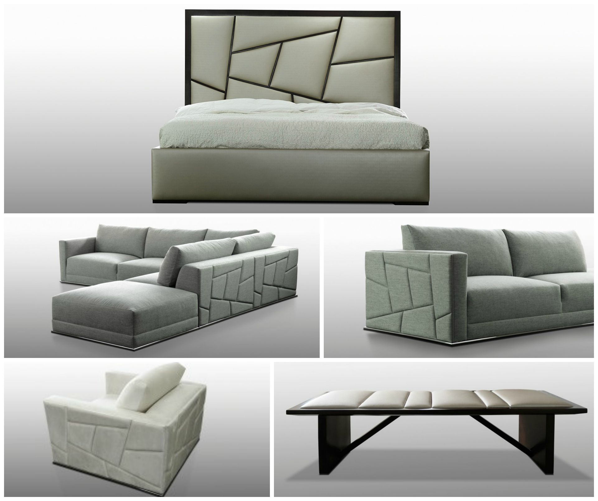 What is THE new decadence Our Elan collection Design