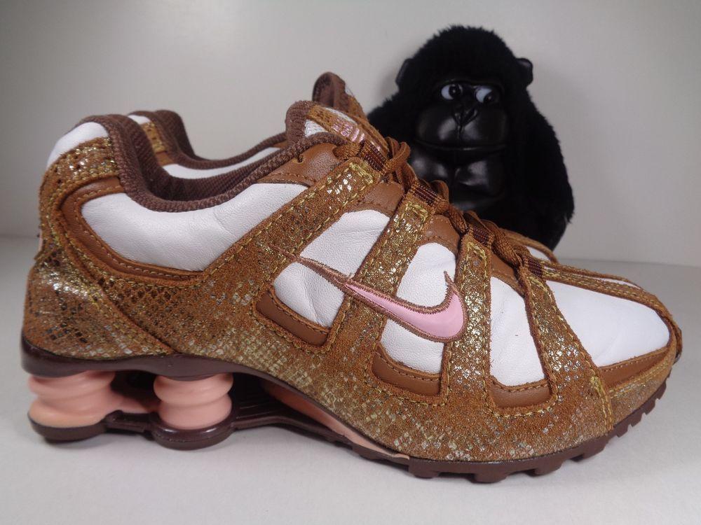 8967517caa15ff Womens Nike Shox INI NZ 2006 Running Training shoes size 6 US 311079-161