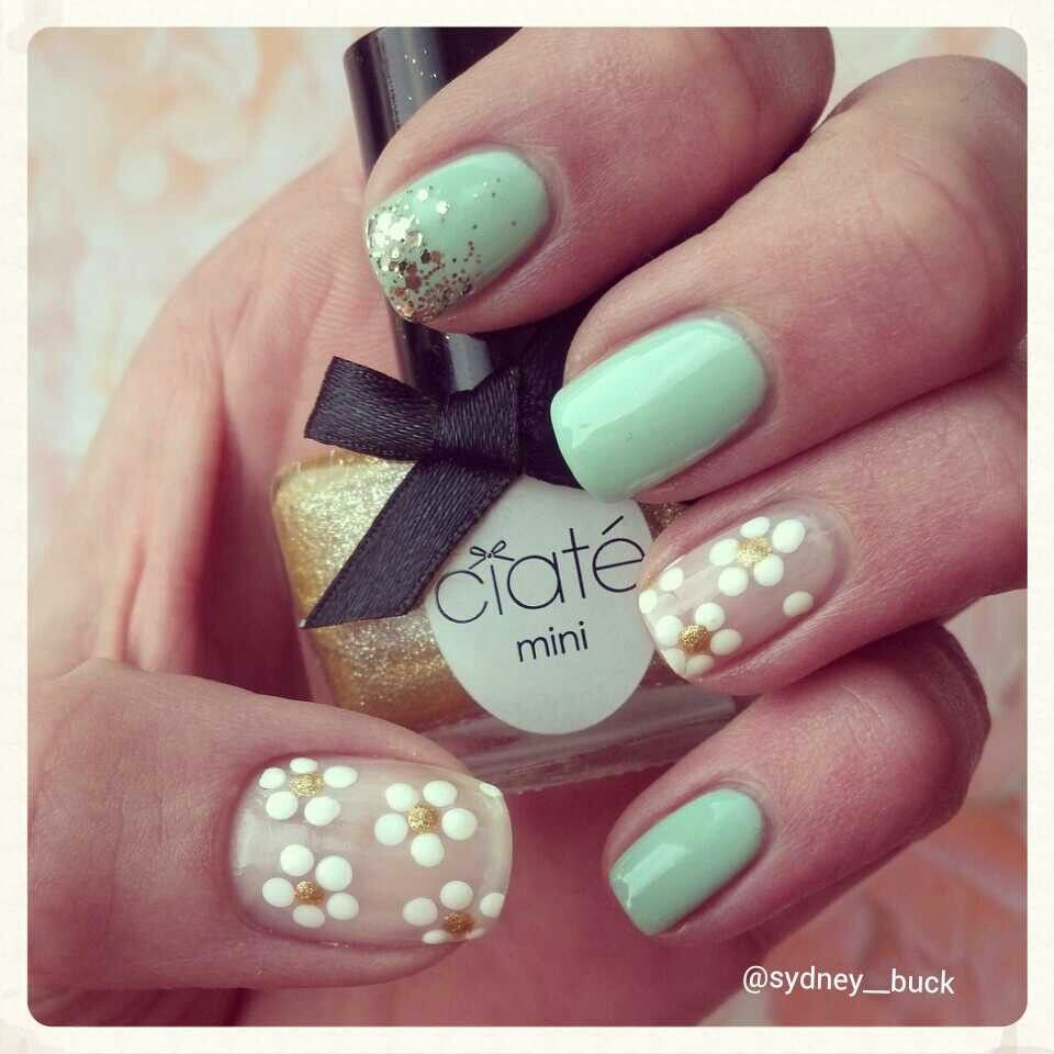Spring Break Nails Nailed It Pinterest Manicure Fun Nails