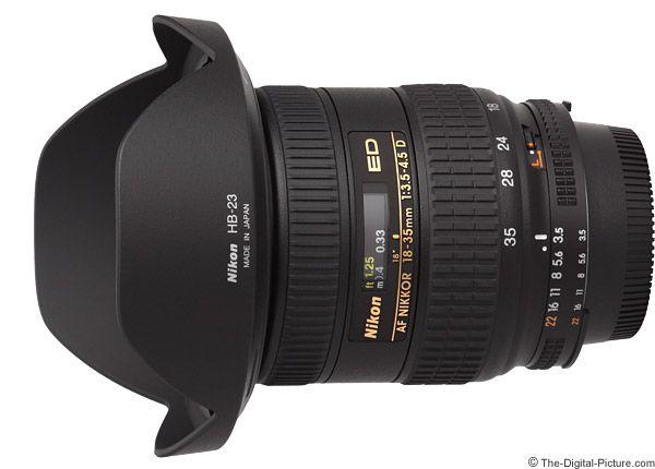Nikon 18 35mm F 3 5 4 5d Af Nikkor Lens Nikon Lenses Cameras And Accessories Nikon Zoom Lens