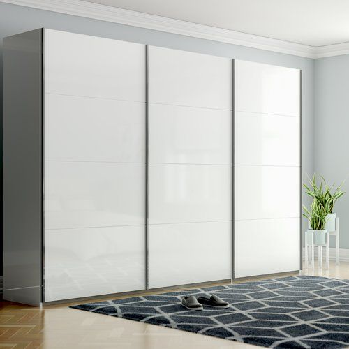 Rauch Katja 3 Door Sliding Wardrobe Products In 2019