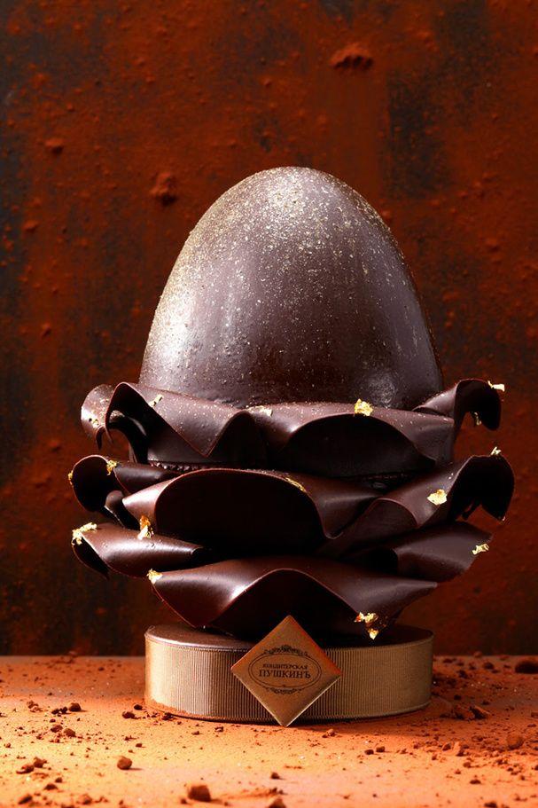 L'œuf de Pâques 2015 de Café Pouchkine