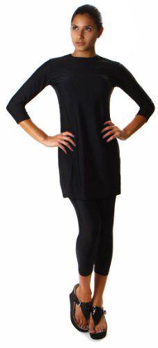 08c53bdde1 Afifa - Muslim Swimsuits and Islamic Swimwear - Modest and Fashionable (XX  Large) Modest
