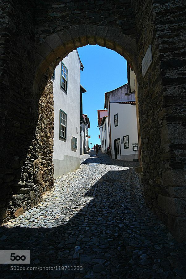Bragança - Portugal - Pinned by Mak Khalaf Bragança - Portugal City and Architecture BragançaPortugalcitycityscapestreetstreet photography by pedrocampos-adv