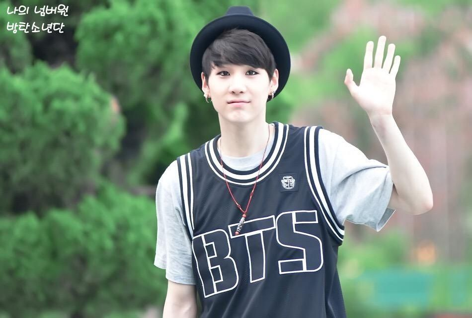 Suga on We Heart It