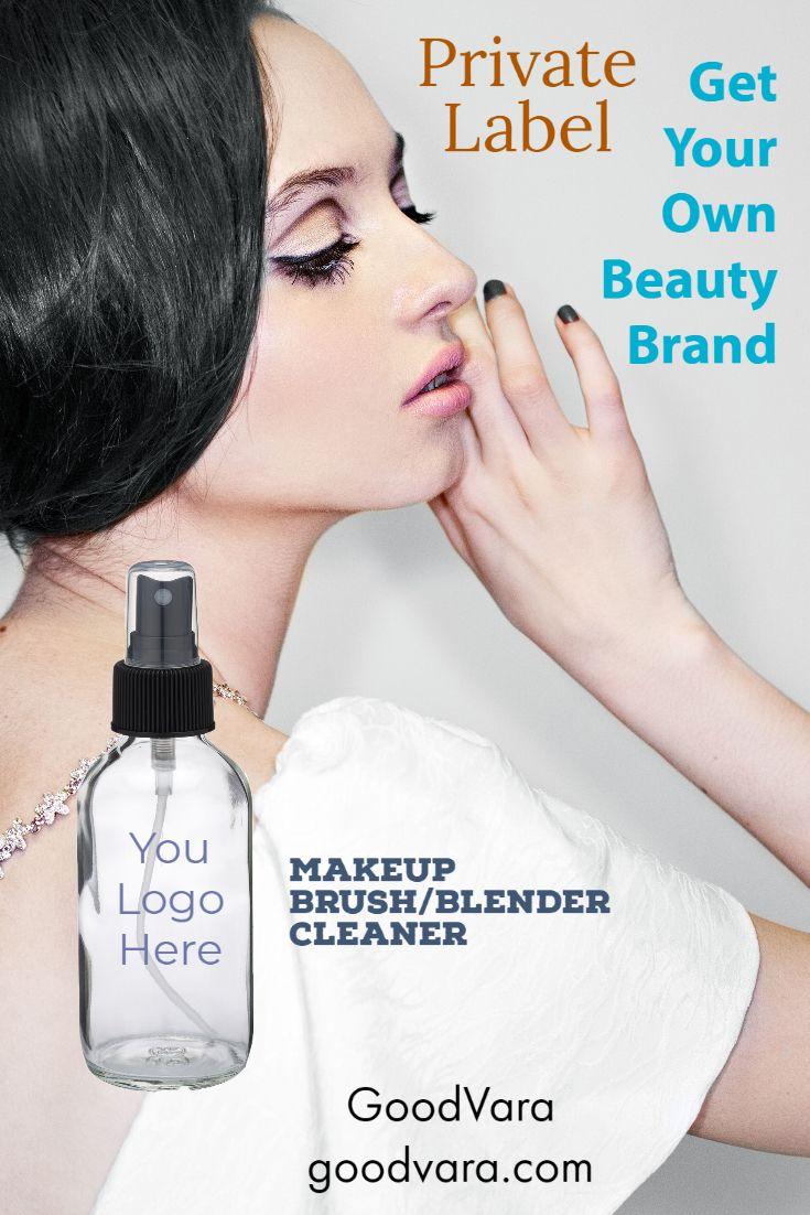 Makeup Brush/Blender Cleaner in 2020 Private label