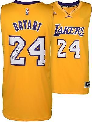 Autographed Kobe Bryant Lakers Jersey Fanatics Authentic COA Item 1859375 9ff31579a
