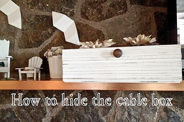 Hide the Cable Box