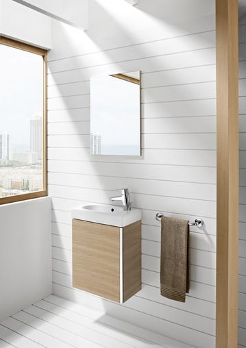Get Impartial Ing Advice And Deals On Roca Bathroom Furniture Mini Basin Base Unit Textured Grey Now Available Online