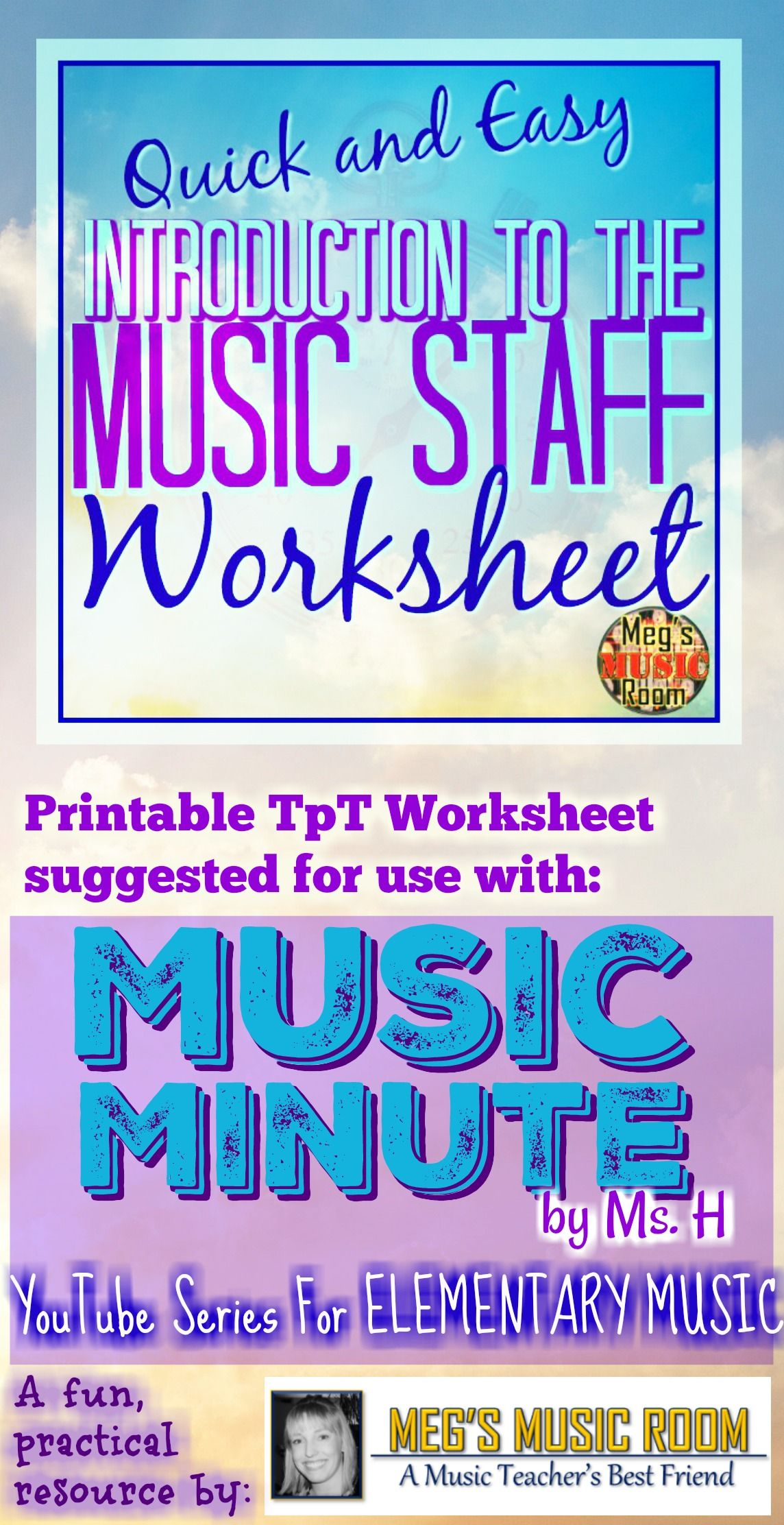 Intro To The Music Staff