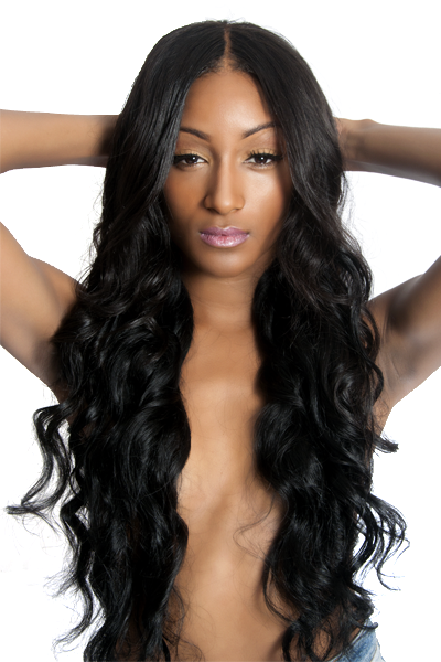 Brazilian Wavy (Silk Closure)   THE VANITY BOX   Premium Brazilian Hair  Extensions