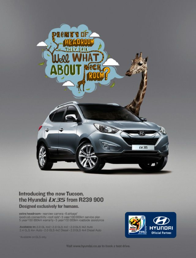 Awesome Hyundai Ads